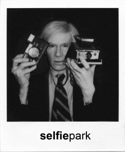 Selfie Park Polaroid
